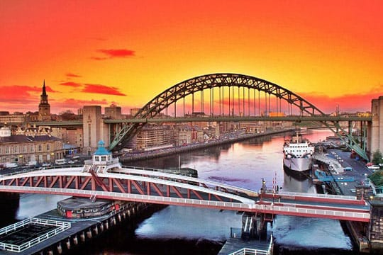 Newcastle Minicruise